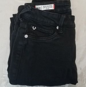 NEW Lucky's True Religion size 25 skinny jeans